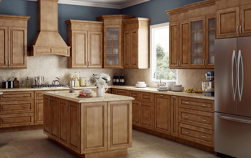 Good All Wood Cabinetry